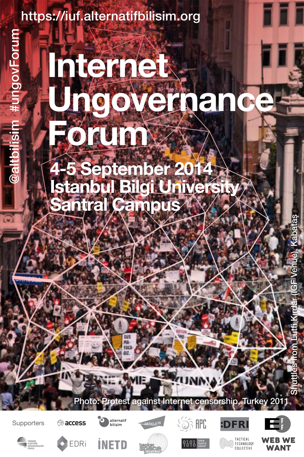 Thumbnail for Internet Ungovernance Forum